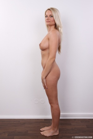 Hot blonde not shy to model her hot sexy - XXX Dessert - Picture 10