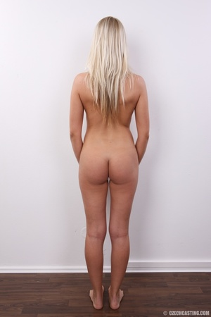 Hot blonde not shy to model her hot sexy - XXX Dessert - Picture 11