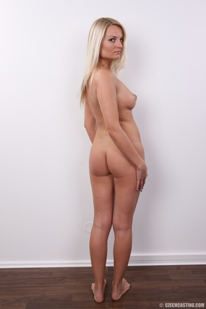 Hot blonde not shy to model her hot sexy - XXX Dessert - Picture 12