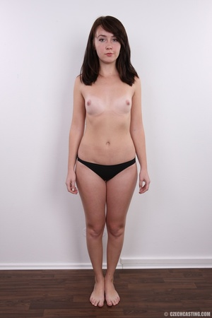 Raunchy sweet looking petite chick shows - XXX Dessert - Picture 8
