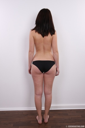 Raunchy sweet looking petite chick shows - XXX Dessert - Picture 10
