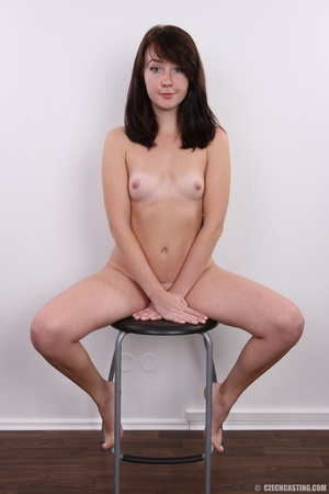 Raunchy sweet looking petite chick shows - XXX Dessert - Picture 20