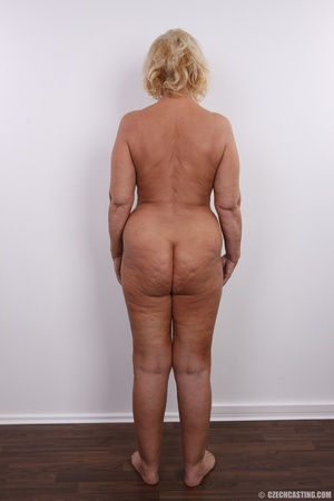 Matured chubby blonde still looking hot  - Picture 12