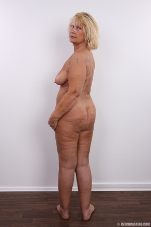 Matured chubby blonde still looking hot  - Picture 13