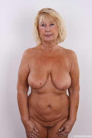 Matured chubby blonde still looking hot  - Picture 14