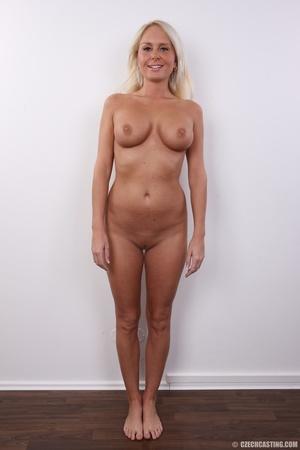 Matured blonde with sweet round boobs mo - XXX Dessert - Picture 19