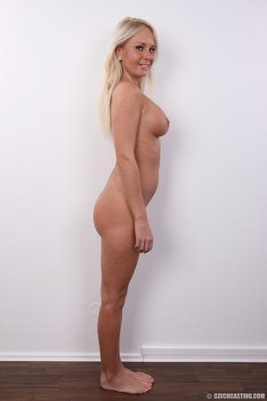 Matured blonde with sweet round boobs mo - XXX Dessert - Picture 20