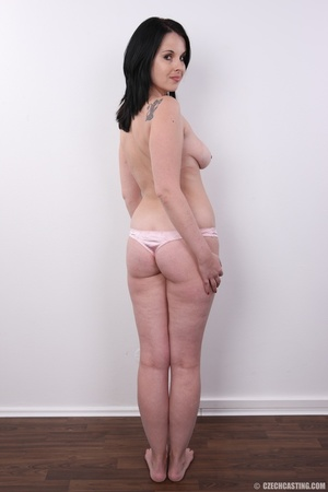 Lusty brunette ready for action shows sw - XXX Dessert - Picture 10