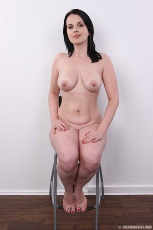 Lusty brunette ready for action shows sw - XXX Dessert - Picture 18