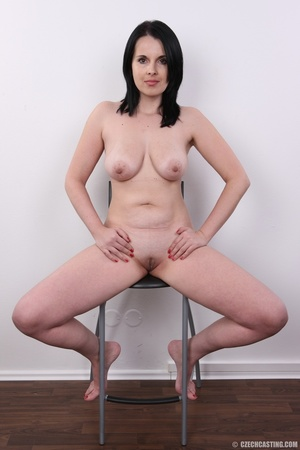 Lusty brunette ready for action shows sw - XXX Dessert - Picture 19