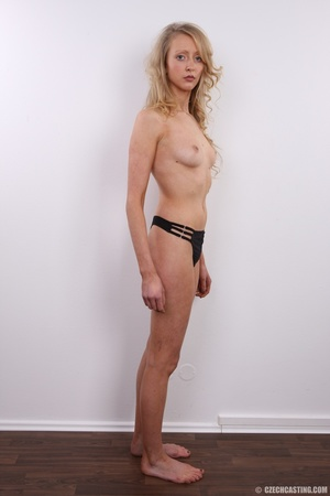 Barbie look alike blonde shows sexy shap - XXX Dessert - Picture 16