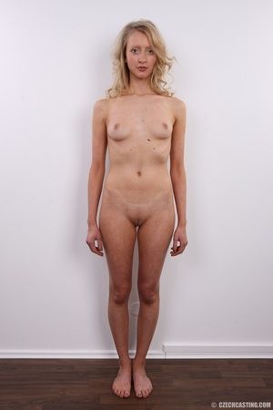 Barbie look alike blonde shows sexy shap - XXX Dessert - Picture 22