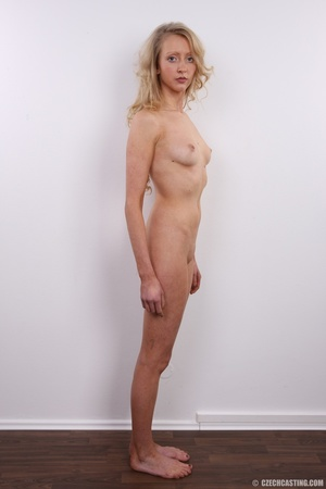 Barbie look alike blonde shows sexy shap - XXX Dessert - Picture 24