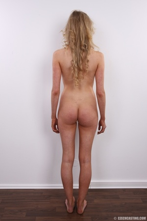 Barbie look alike blonde shows sexy shap - XXX Dessert - Picture 25