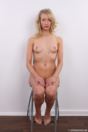 Barbie look alike blonde shows sexy shap - XXX Dessert - Picture 28