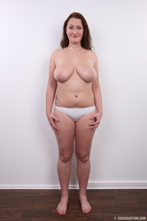 Chubby brunette with real huge tits, sho - XXX Dessert - Picture 8