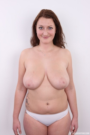 Chubby brunette with real huge tits, sho - XXX Dessert - Picture 10