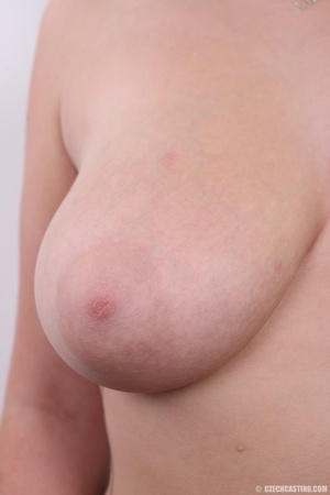 Chubby brunette with real huge tits, sho - XXX Dessert - Picture 11
