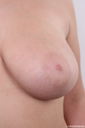 Chubby brunette with real huge tits, sho - XXX Dessert - Picture 12