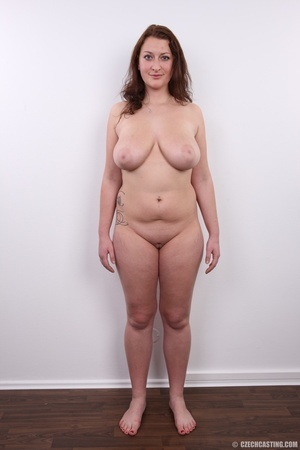 Chubby brunette with real huge tits, sho - XXX Dessert - Picture 13