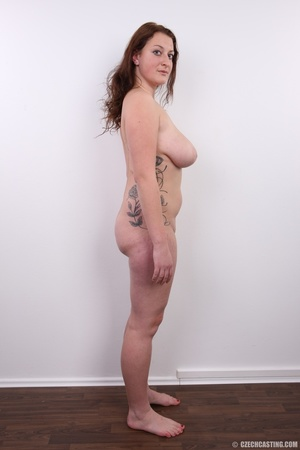 Chubby brunette with real huge tits, sho - XXX Dessert - Picture 14