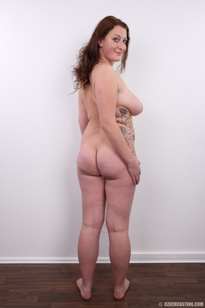 Chubby brunette with real huge tits, sho - XXX Dessert - Picture 16