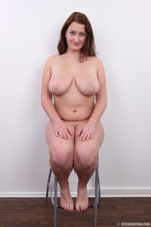 Chubby brunette with real huge tits, sho - XXX Dessert - Picture 17