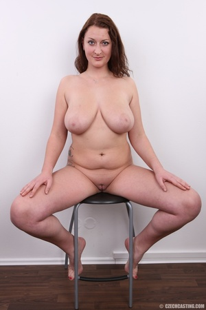 Chubby brunette with real huge tits, sho - XXX Dessert - Picture 18
