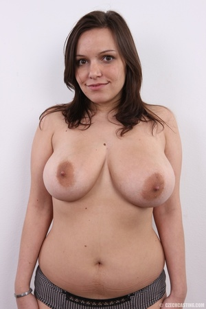 Chick with big overflowing boobs models  - XXX Dessert - Picture 11