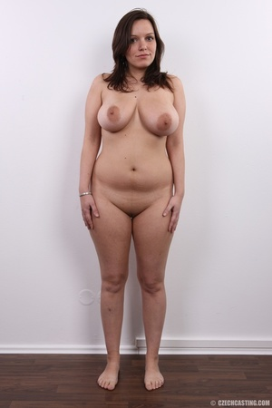 Chick with big overflowing boobs models  - XXX Dessert - Picture 15
