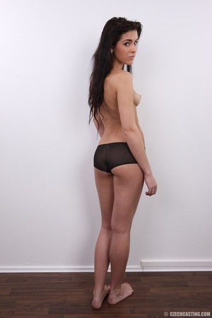 Young and engaging chick with long hair  - XXX Dessert - Picture 15