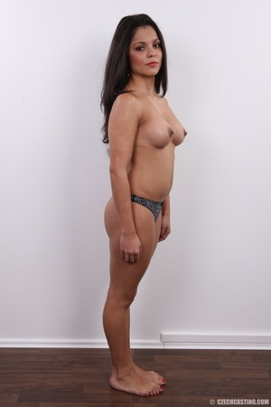 Exotic chocolate colored beauty with swe - XXX Dessert - Picture 11