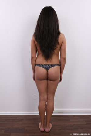 Exotic chocolate colored beauty with swe - XXX Dessert - Picture 12
