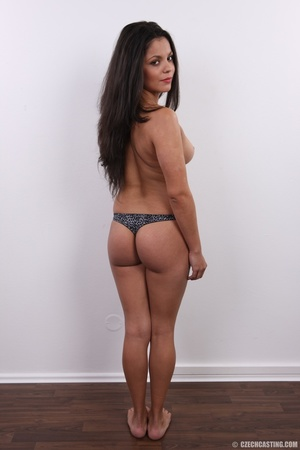 Exotic chocolate colored beauty with swe - XXX Dessert - Picture 13