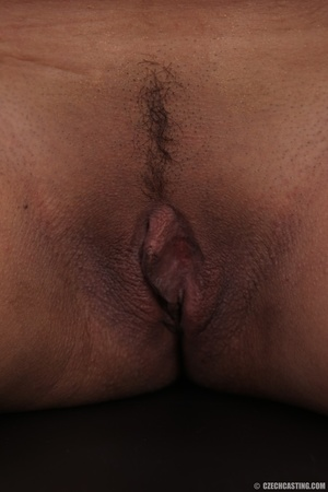 Exotic chocolate colored beauty with swe - XXX Dessert - Picture 25