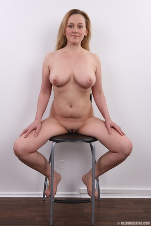Young and pretty gold blonde with hot bi - XXX Dessert - Picture 24