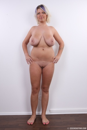 Dyed hair blonde with super huge and swe - XXX Dessert - Picture 18