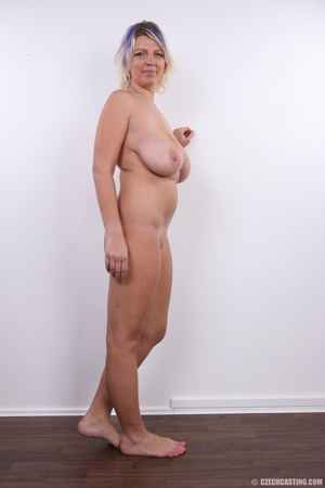 Dyed hair blonde with super huge and swe - XXX Dessert - Picture 19