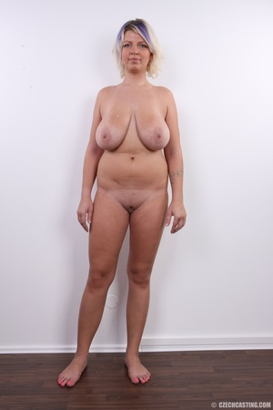 Dyed hair blonde with super huge and swe - XXX Dessert - Picture 22