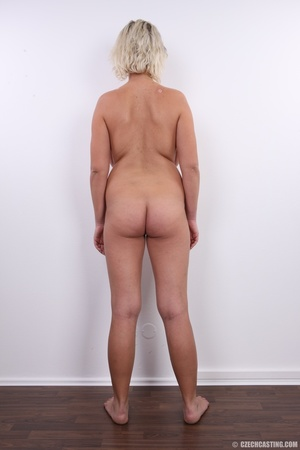 Dyed hair blonde with super huge and swe - XXX Dessert - Picture 23