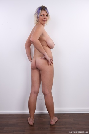 Dyed hair blonde with super huge and swe - XXX Dessert - Picture 24