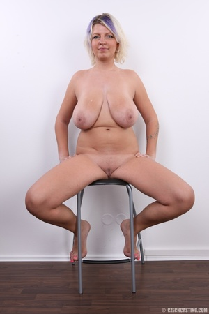 Dyed hair blonde with super huge and swe - XXX Dessert - Picture 28