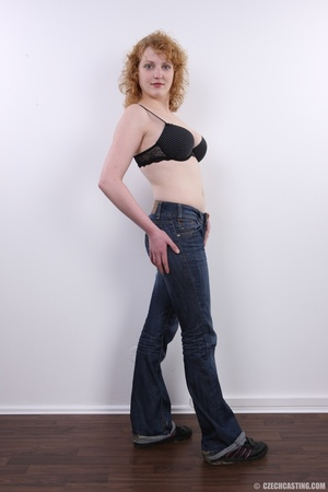 Sweet gold blonde with lusty body shows  - XXX Dessert - Picture 6