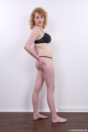 Sweet gold blonde with lusty body shows  - XXX Dessert - Picture 7