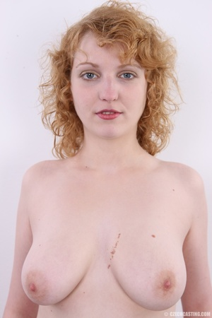 Sweet gold blonde with lusty body shows  - XXX Dessert - Picture 10
