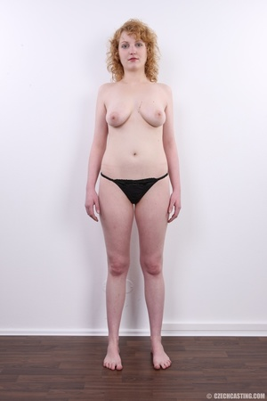 Sweet gold blonde with lusty body shows  - XXX Dessert - Picture 13