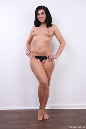 Lusty and sexy black hair chick with sex - XXX Dessert - Picture 14