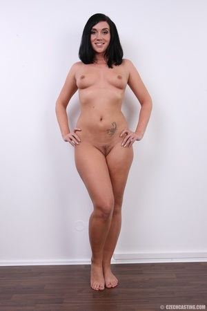 Lusty and sexy black hair chick with sex - XXX Dessert - Picture 16