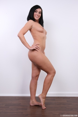 Lusty and sexy black hair chick with sex - XXX Dessert - Picture 17