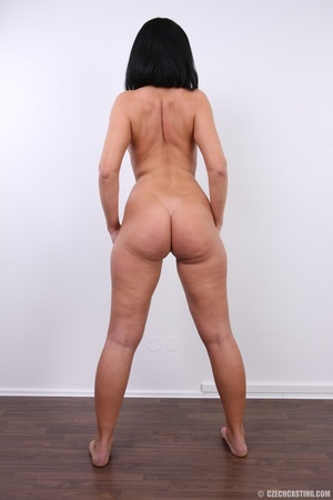 Lusty and sexy black hair chick with sex - XXX Dessert - Picture 18